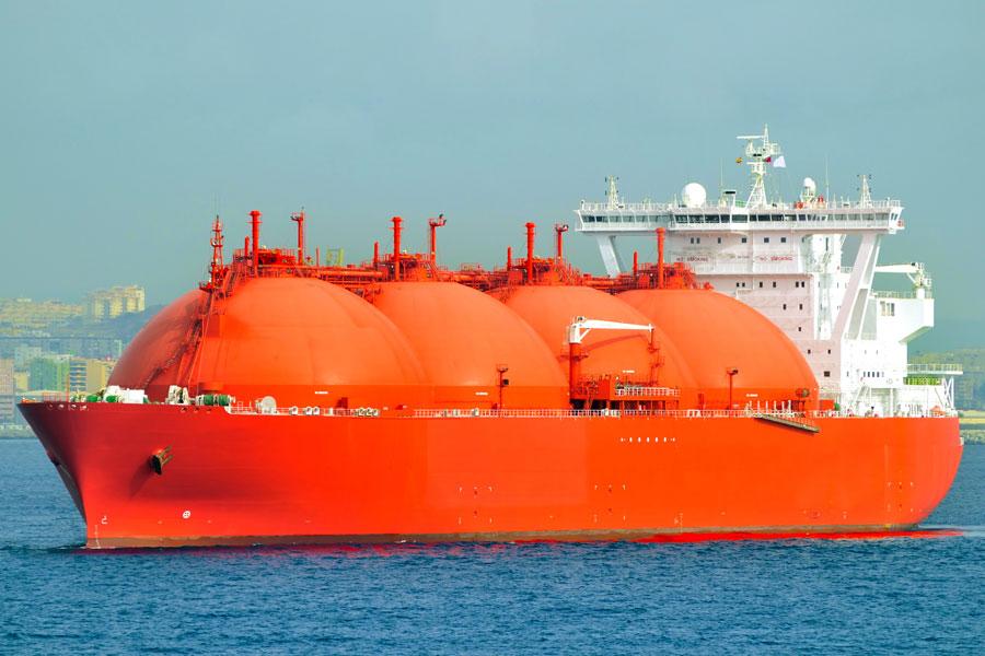 FBTG – Formación Básica para Operaciones de Carga en Buques-Tanque para el Transporte de Gas Licuado