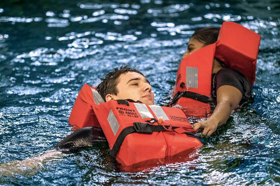 TSPME – Técnicas de Supervivencia Personal y Manejo de Embarcaciones de Supervivencia No Rápidas